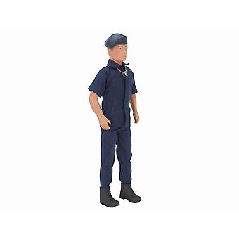 Action Man Sailor Figur