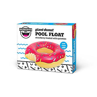 Stor munn Giant donut Pool float