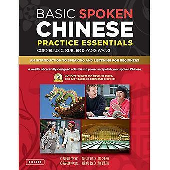 Basic Spoken Chinese Practice Essentials, Vol. 1 (Basic Chinese)