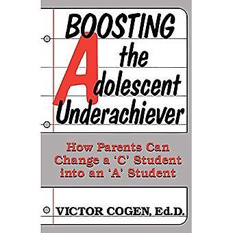 Zwiększenie Adolescent Underachiever: Jak rodzice mogą zmienić C Student w studenta