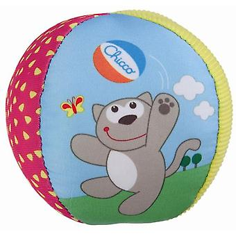 Chicco Soft ball (Babies and Children , Toys , Preschool , Babies , Early Childhood Toys)