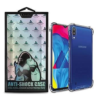 Samsung M10 Case Transparent - Anti-Shock