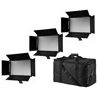 BRESSER SH-600 LED Surface Lights Set de 3