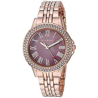 Juicy Couture Clock Woman Ref. JC/1020BNRG
