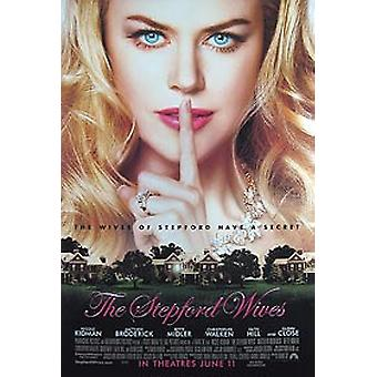 The Stepford Wives (Double Sided Regular) Original Cinema Poster (Double Sided Regular) Original Cinema Poster The Stepford Wives (Double Sided Regular) Original Cinema Poster