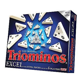 Triominos Excel-Spiel