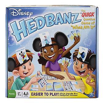 ديزني Hedbanz بطاقة لعبة