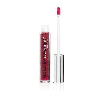 Bellapierre Glitz It Up Matte zu Glitter Lip Creme-Lush