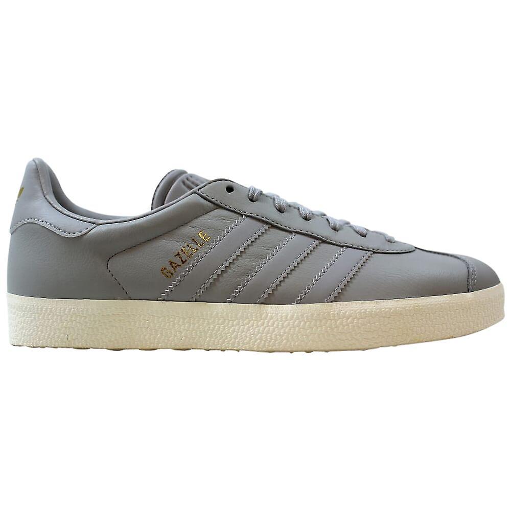 Adidas Gazelle W Grey/Gold Metallic BY9355 Kobiety i apos;s CoD6P