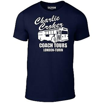 Men's charlie croker coach tours t-shirt