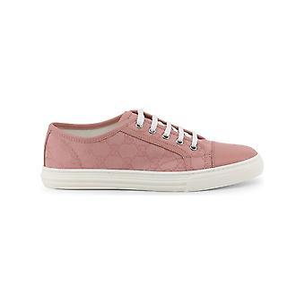 Gucci - Schuhe - Sneakers - 426187_KQWM0-5777 - Damen - Rosa - 38.5