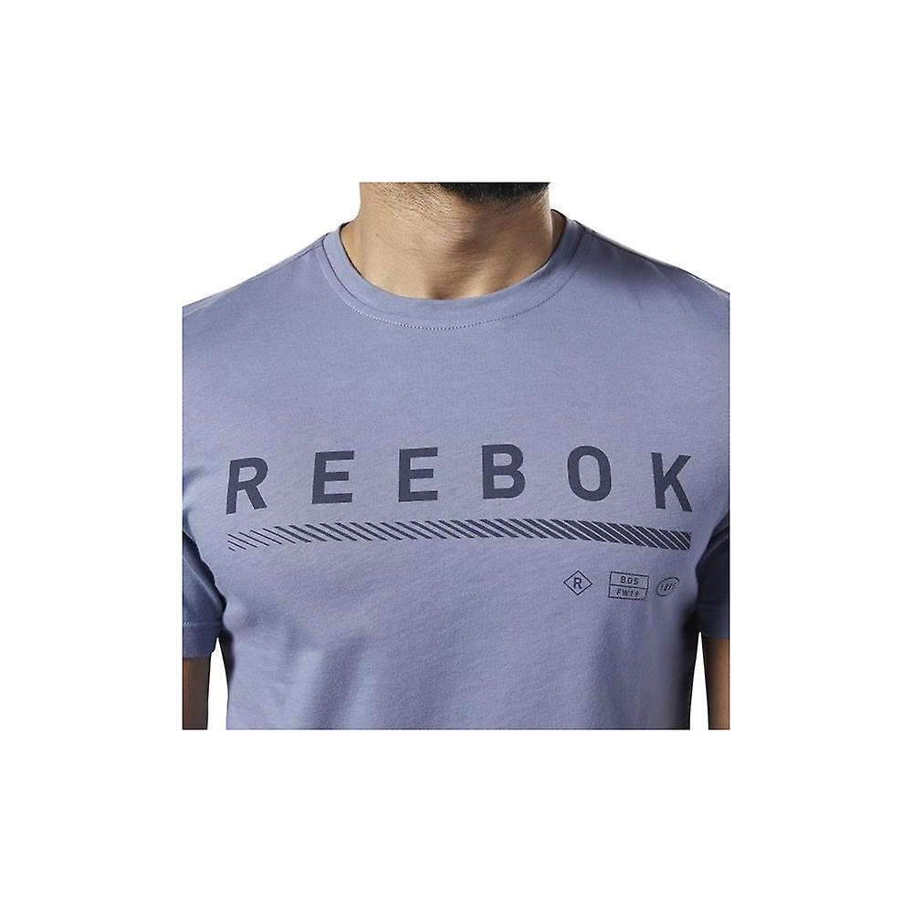 Reebok GS Ree Ikoner Tee EC2083 universelle menn t skjorte