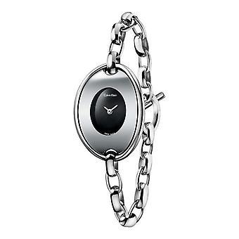 Calvin klein women's watch, grey h2m121