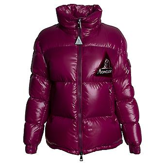 Moncler Wilson Puffer Jacket Size 1 in Light Purple