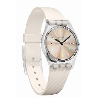 Swatch QUADRETTEN Ladies Watch LK372
