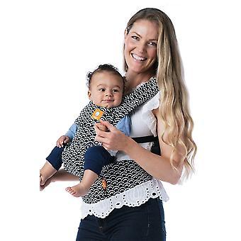 بيبي تولا استكشاف 6 في 1 الطفل والطفل الناقل (7-45 رطلا. )