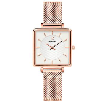 Pierre Lannier LECAR 008F928 horloge-horloge vak staal of Rose Armband staal of Rose vrouwen