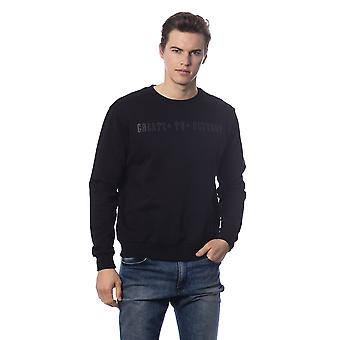 Black Sweatshirt Rich John Richmond Man