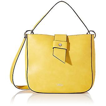 s.Oliver (Bags) 38.899.94.5818 PocketsWomenHandBagYellow (Golden Yellow) 10x25x26.5 Centimeters (B x H x T)