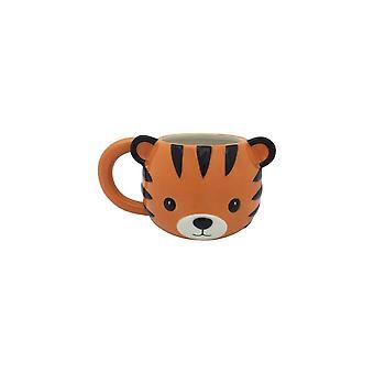 Streamline NYC Tiger Mug