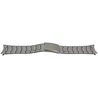 Authentic seiko bracelet stainless steel, seiko 44q6jb