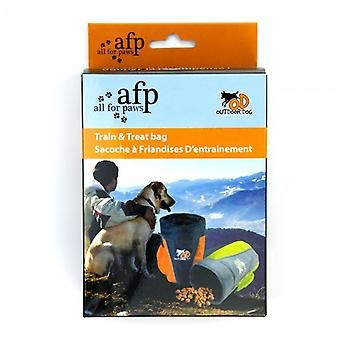 AFP Outdoor-Dog Portable Bowl (Dogs , Bowls, Feeders & Water Dispensers)