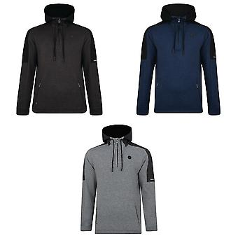 Dare 2b Mens Comply Half Zip Hooded Fleece