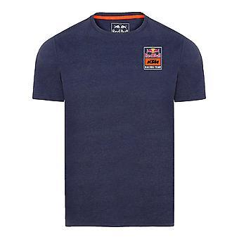 Red Bull KTM Racing Team Men's Patch T-Shirt | Navy