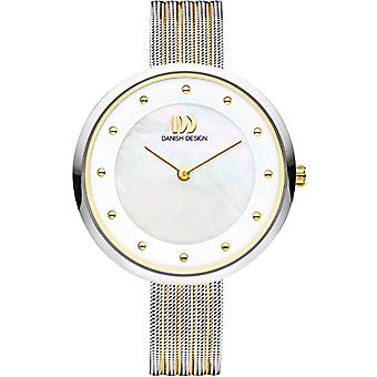 Danish Designs DZ120515-women's wrist watch stainless steel, color: multi