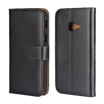 Portefeuille Case Samsung Galaxy Xcover 4/4s en cuir noir