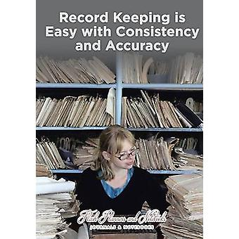 Record Keeping is Easy with Consistency and Accuracy by Flash Planners and Notebooks