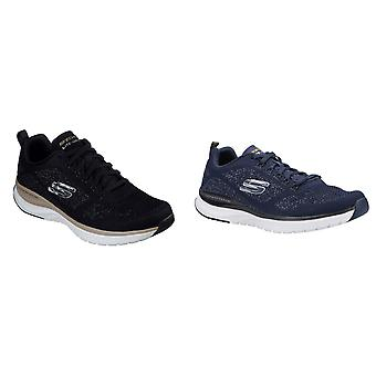 Skechers Mens Ultra Groove Royal Dragon Sports Trainer