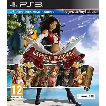 Capitan Morgane e il tartaruga d'oro PS3 gioco