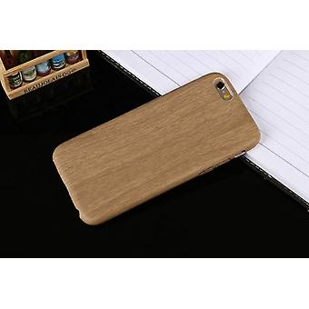 Wood looking case - iPhone SE (2020)