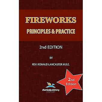 Fireworks Principles and Practice 2nd Edition by Lancaster & Ronald