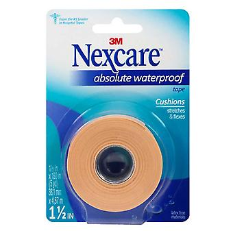 Nexcare absolute waterproof wide tape, 1.5 x 180 inches, 5 yard, 1 ea