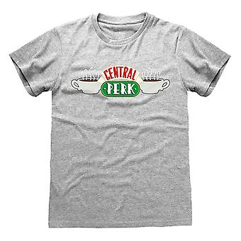 Friends Central Perk Women-apos;s Boyfriend Fit T-Shirt (fr) Marchandises officielles