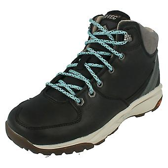 Ladies Hi Tec Waterproof Ankle Boots Wild-Life Lux i Wp Womens