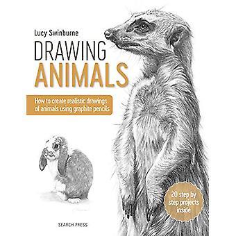 Dessin des animaux - Comment créer des dessins réalistes d'animaux à l'aide de Gr