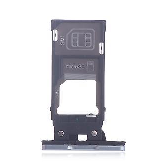 Vassoio SIM doppio argento per Sony X-2 Premium 1310-2376