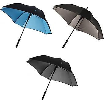 Atirador 23 polegada quadrada dupla camada guarda-chuva automática