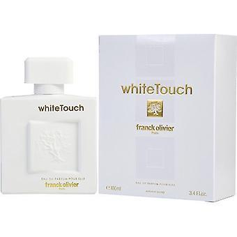 Franck Olivier - White Touch - Eau De Parfum - 100ML