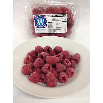 DC Williamson Frozen British Raspberries