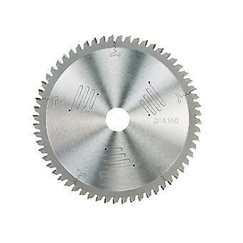 DT4350-QZ Dewalt Circular Saw Blade 216 X 30mm X 60t Series 60 Fine Finish
