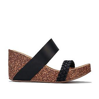 Women's Blowfish Malibu Hickary Strap Sandals in Black