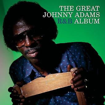Johnny Adams - importation USA grand Johnny Adams R&B Album [CD]