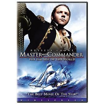 Master & Commander-toisella puolella maailmaa [DVD] Yhdysvallat tuoda