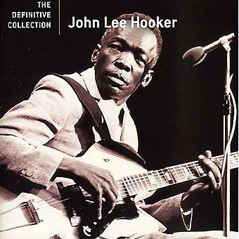 John Lee Hooker - Definitive Collection [CD] USA import