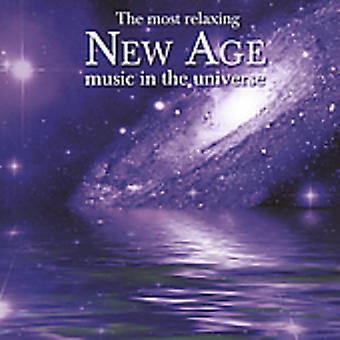 Die meisten entspannenden New Age Musik im Universum - die meisten entspannenden New Age Musik im Universum [CD] USA import