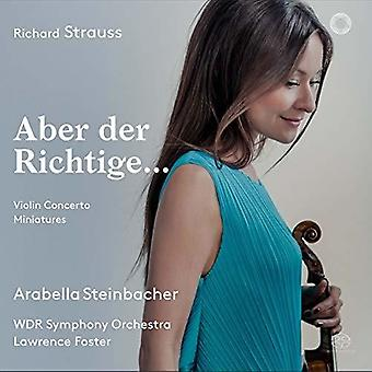 Strauss / Wdr Symphony Orchestra - Aber Der Richtige [SACD] USA import